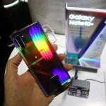 Стартовали продажи Samsung Galaxy Note 10 и Note 10+ в Украине