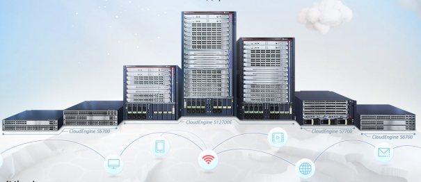 Huawei S CloudEngine