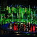 Национальная опера получила уникальные лазерные проекторы из Японии