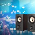 ОКЛИК ОК-164 – новые настольные колонки с впечатляющим звуком