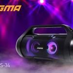 Беспроводная акустическая система DIGMA S-34