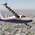 NASA презентовало первый электро-самолет