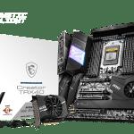 Новые материнские платы MSI на базе чипсета AMD TRX40