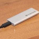 Transcend ESD240C (480ГБ) – внешний SSD с пристойными скоростями, металлическим корпусом и хорошей ценой!