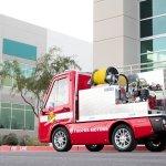 Panasonic и Tropos Motors представили eCUV-пожарную машину и электромобиль-холодильник