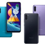 Samsung Galaxy M11 получил дисплей Infinity-O, тройную камеру и батарею 5000 мАч
