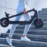 Обновлённая версия электросамоката MiJia Electric Scooter 1S и OPPO Enco W31 к каждому Орро Reno3