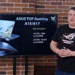 Asus TUF Gaming A15 и A17 — уже в Украине