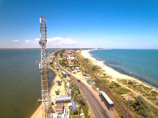 Киевстар море