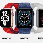 Apple представила новые часы Watch Series 6 и SE