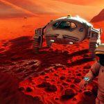 Полет человека на Марс не является главной проблемой