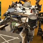 Новый марсоход НАСА готов к использованию космических лазеров
