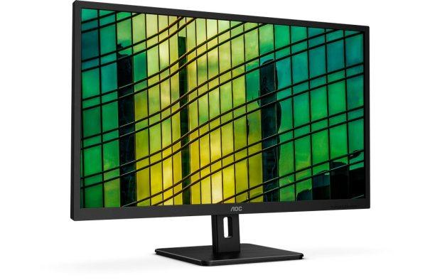 Мониторы AOC E2 с разрешением QHD и UHD: стильный дизайн, высокая детализация, яркие цвета