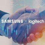 Дисплеи Samsung и веб-камеры Logitech для совместной работы дома или в офисе