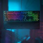 Новая игровая клавиатура Razer BlackWidow V3