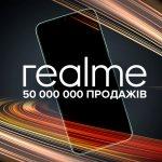 Realme достигла самого быстрого роста среди производителей смартфонов