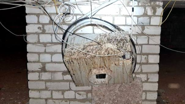шкаф Киевстара