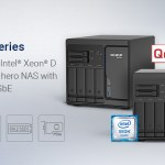 Настольные NAS серии QNAP TS‑hx86 с операционной системой QuTS hero