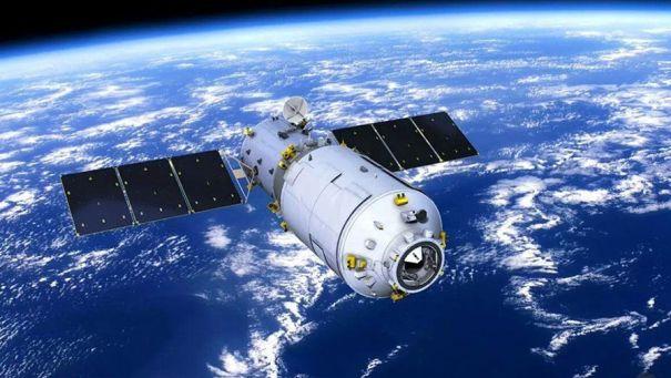 Китайская модульная космическая станция
