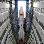 Китай разрабатывает мощный ракетный двигатель