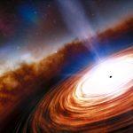 Ученые обнаружили самую древнюю сверхмассивную черную дыру