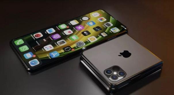 Foxconn тестирует два складных прототипа iPhone, в гибком экране используются OLED-панели Samsung