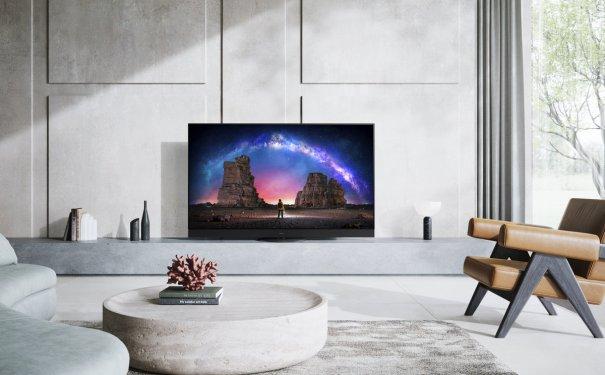 Panasonic представил флагманские OLED-телевизоры серии JZ2000