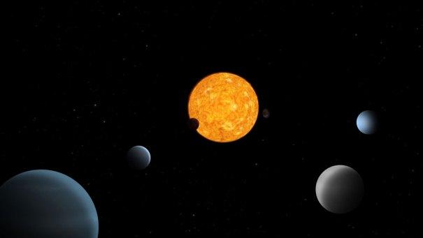 планеты звездной системы TOI-178
