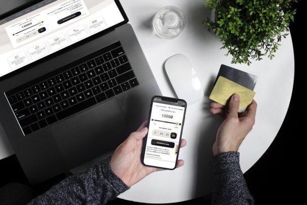 онлайн кредит платеж