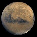 30-99% марсианской воды заключено в минералах в коре Марса
