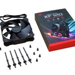 ASUS Republic of Gamers представляет вентилятор охлаждения ROG Strix XF 120