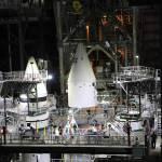 Лунные ракетные ускорители НАСА готовы к полету