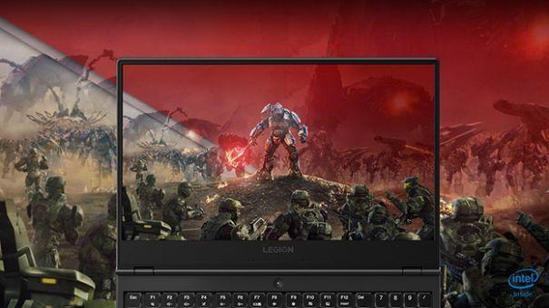 геймерский ноутбук Lenovo