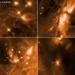 Ученые пересматривают теорию формирования звезд