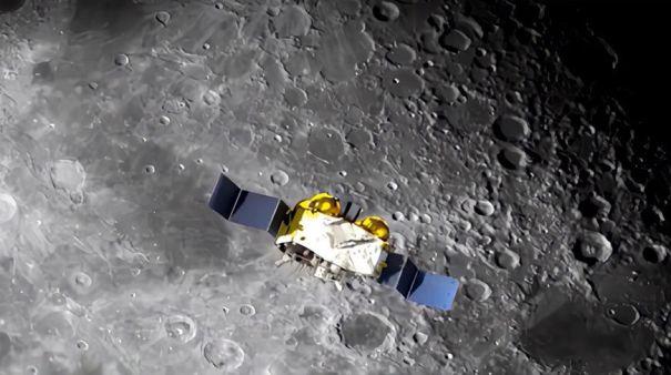 Луна и Чанъэ-5