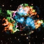 Ученые обнаружили титан после взрыва сверхновой Кассиопея A
