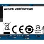 Kingston Digital представила новый высокоскоростной компактный SSD NVMe накопитель NV1