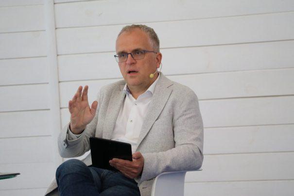 Александр Комаров, президент Киевстар