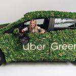 Электромобили в Uber проехали по Украине более 15 млн. км