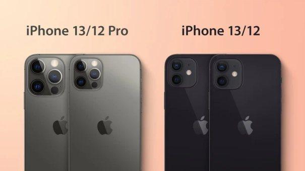 iPhone 12 - iPhone 13