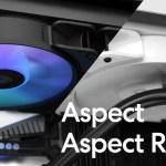 Fractal выпускает серию вентиляторов Aspect