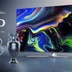 Hisense U8GQ визнано найкращим сімейним телевізором