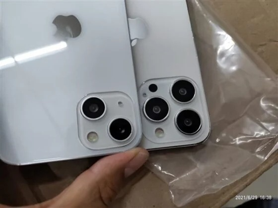 iPhone 13 и iPhone 13 Pro