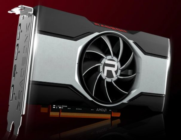 AMD Radeon RX 6600 обеспечивает игры с разрешением 1080p