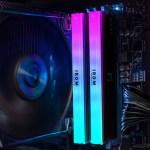 IRDM RGB DDR4 : Модули памяти со светодиодной подсветкой
