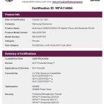 Samsung Galaxy A03 получил сертификат Wi-Fi