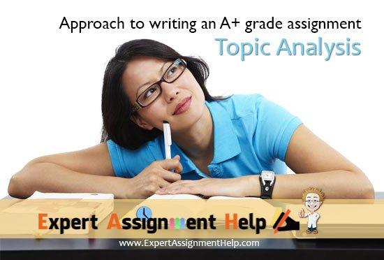 Topic analysis 550 × 372