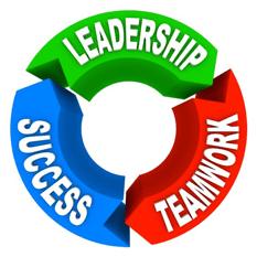 success leadership teamwork