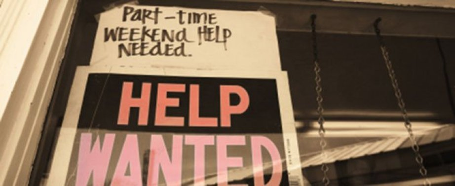 help wanted part time job