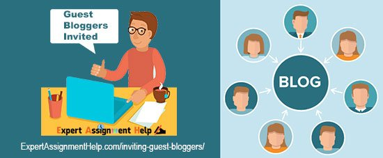 guest bloggers invited expert assignment help